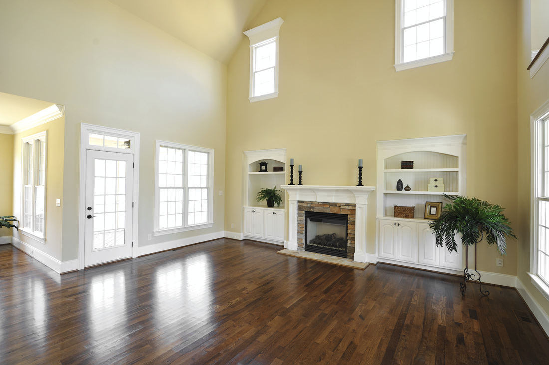 Hardwood floor Frisco